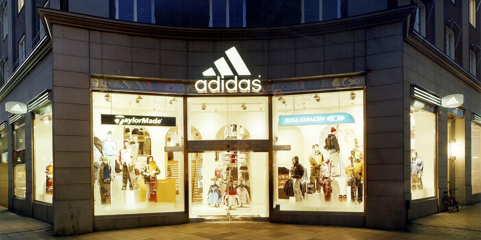 adidas store stockholm öppettider